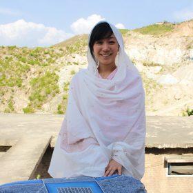 小幡星子@パキスタンのエメラルド鉱山