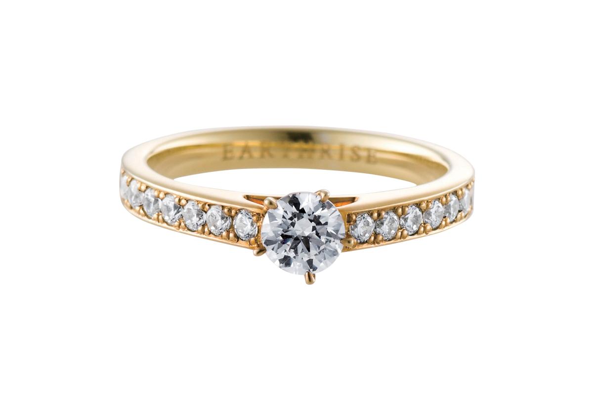 エシカルジュエリー婚約指輪 sky brilliance 大空