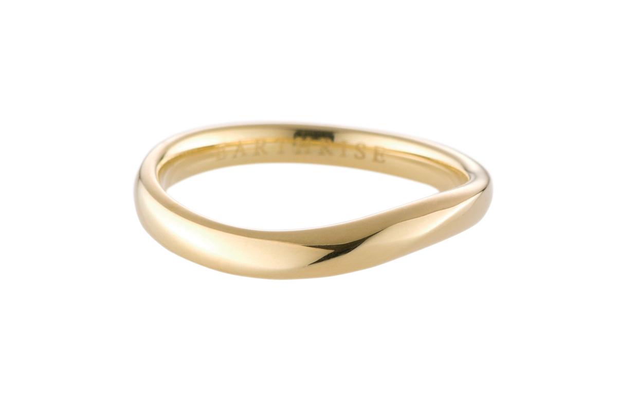 エシカルジュエリー 結婚指輪 星河 S