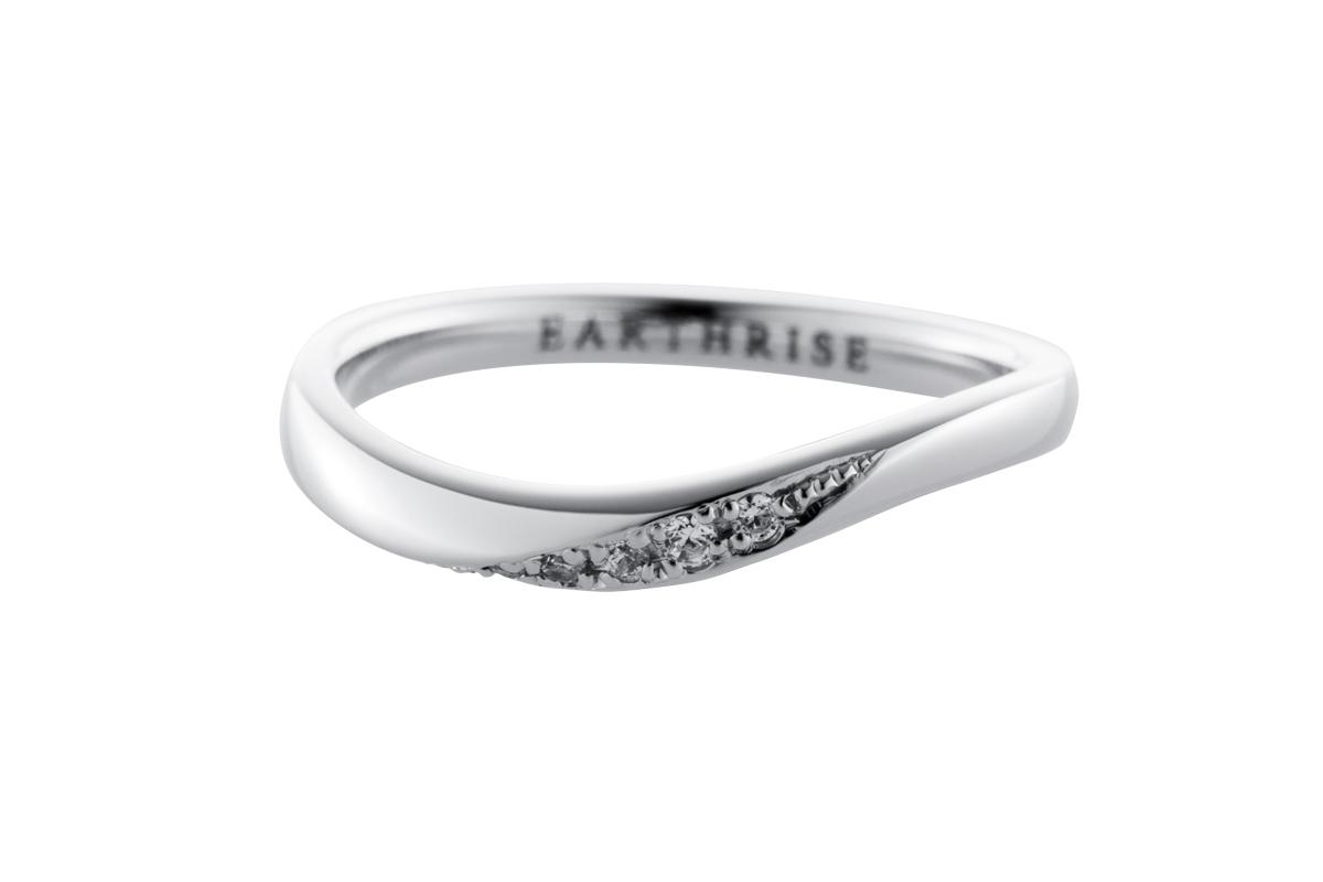 エシカルジュエリー 結婚指輪 きらめき MSS