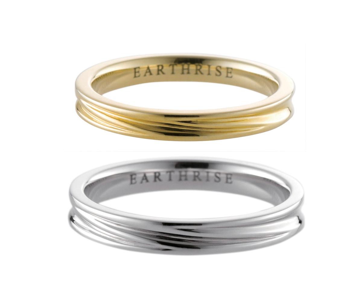 エシカルジュエリー 結婚指輪 そよかぜ