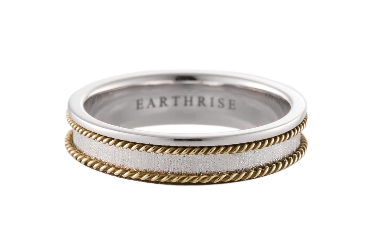 エシカルジュエリー 結婚指輪 オリエント