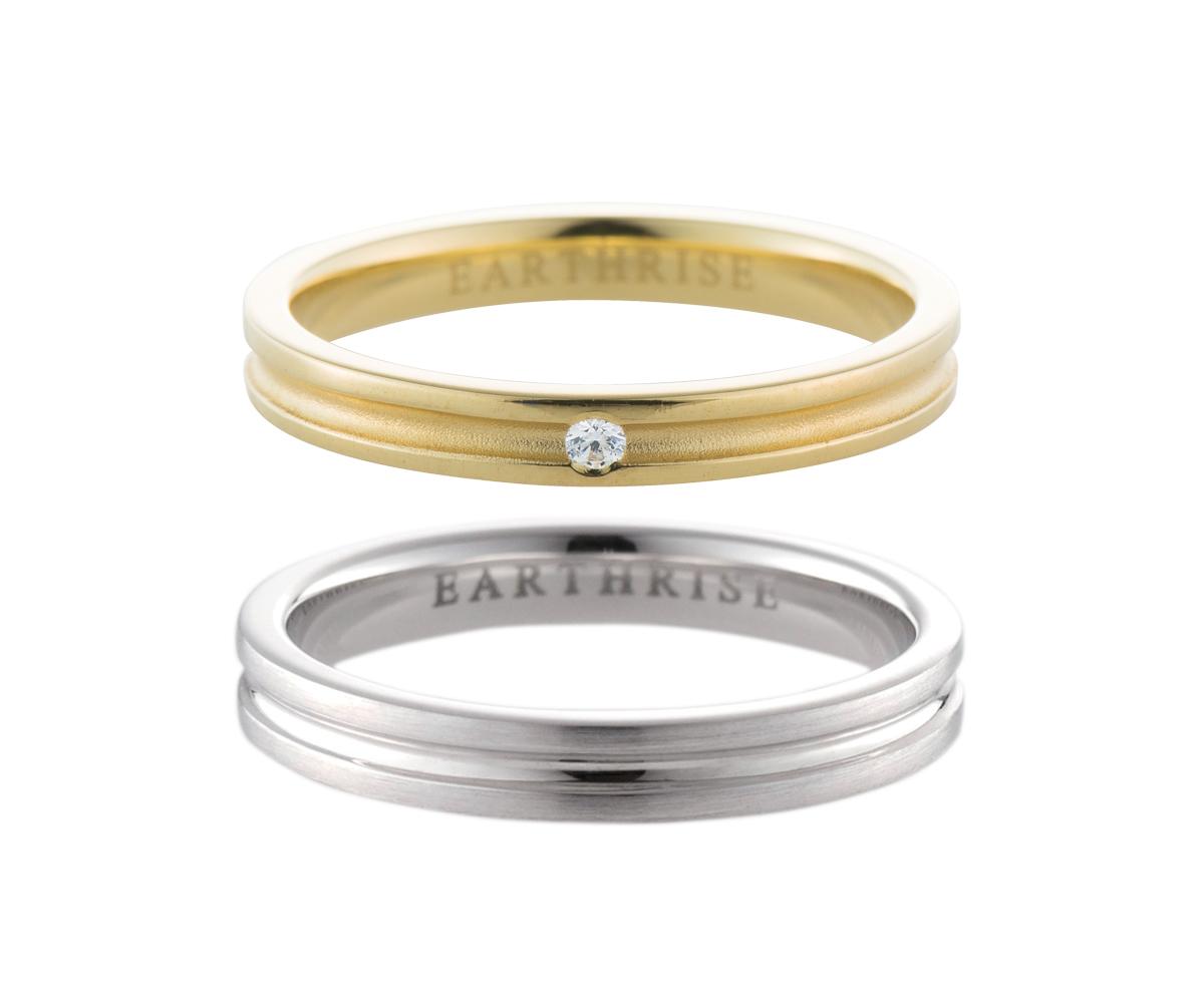 エシカルジュエリー 結婚指輪 礎
