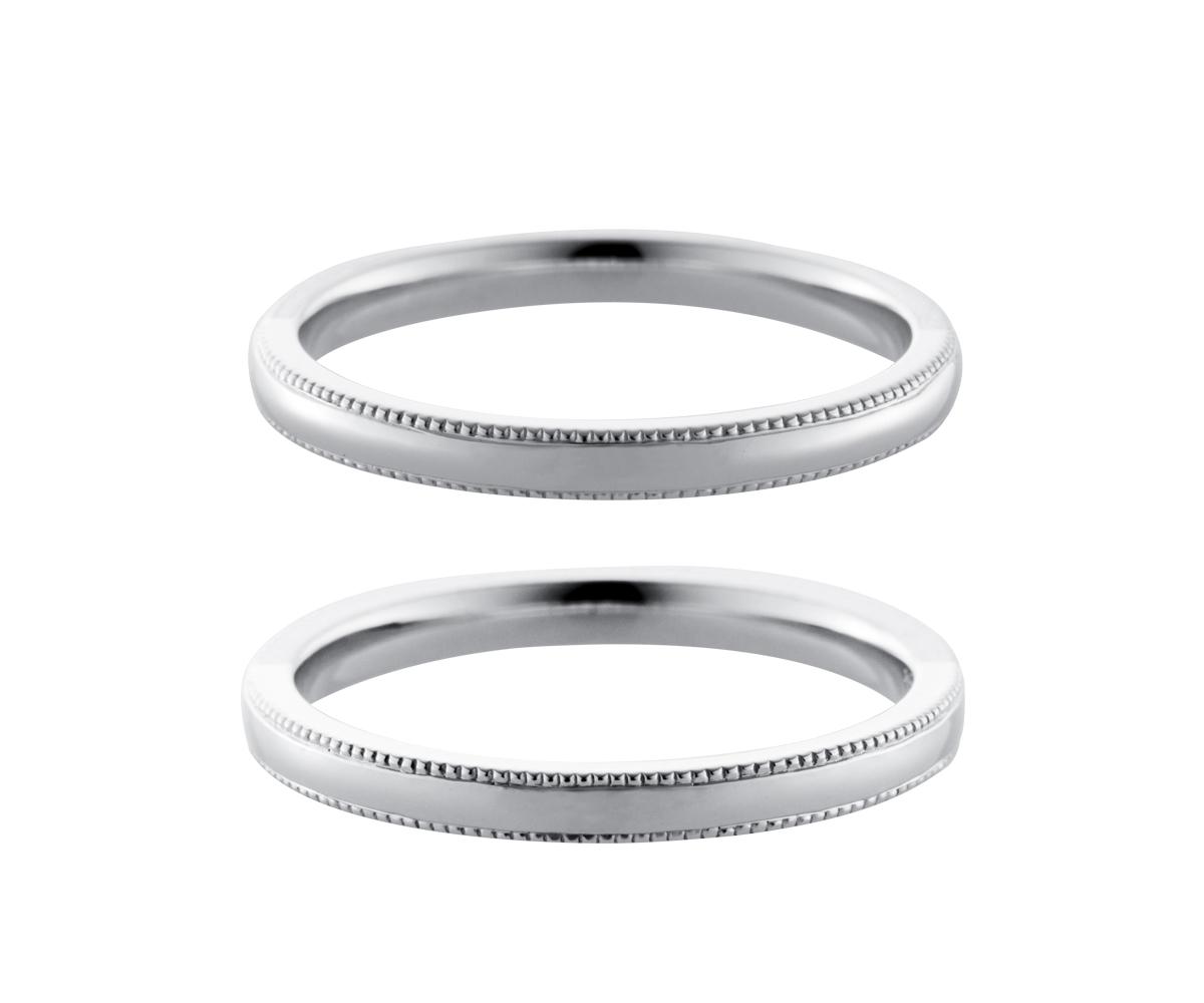 エシカルジュエリー 結婚指輪 穂