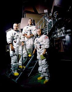 アポロ8号 乗組員