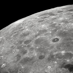 アポロ8号 月面
