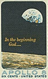 アポロ8号の切手