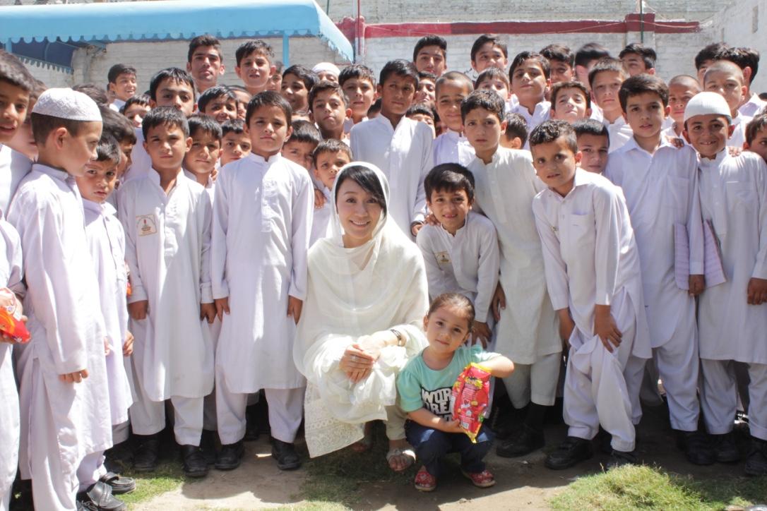パキスタン・スワート渓谷の学校
