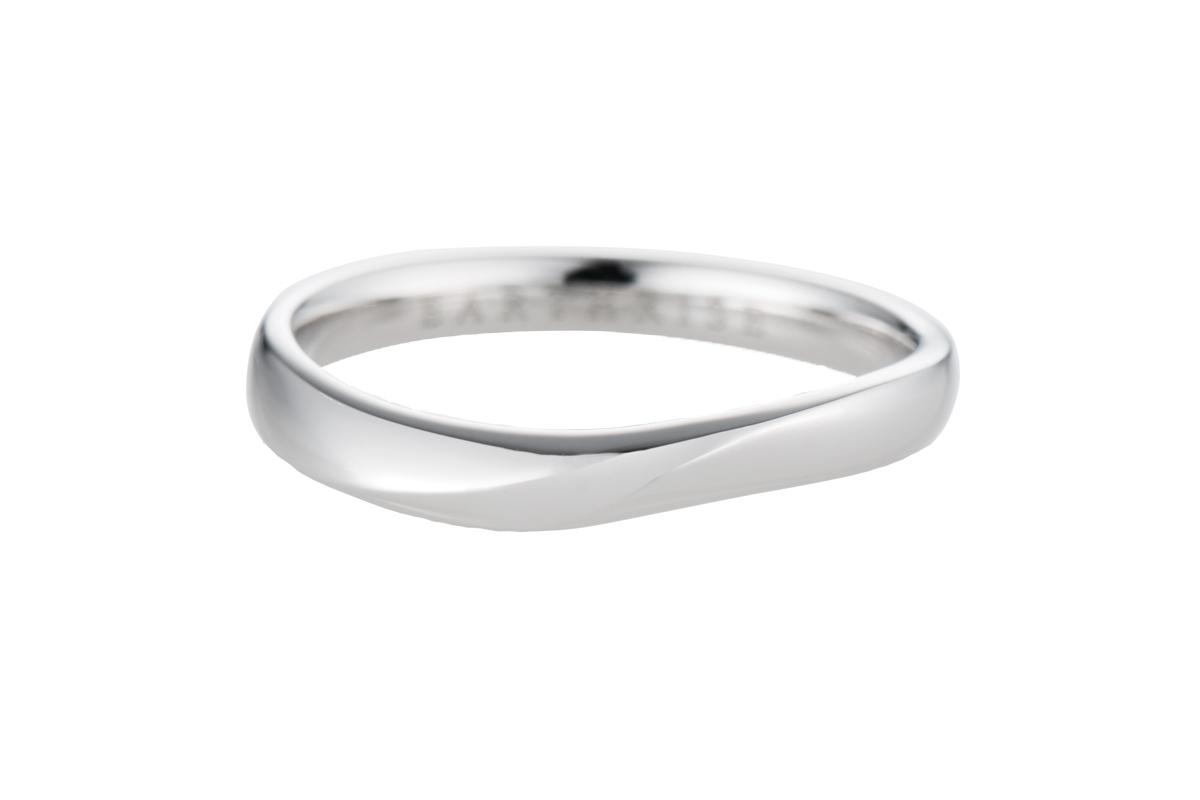 エシカルジュエリー 結婚指輪 星河 MM