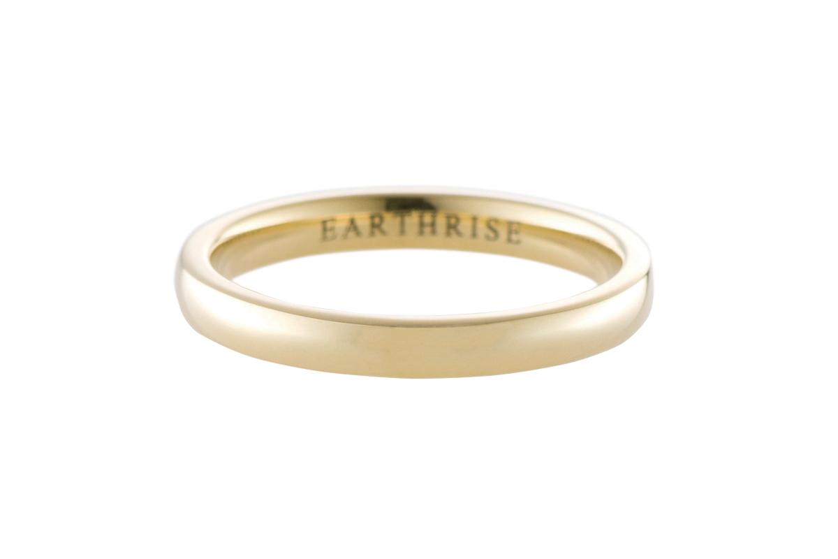 エシカルジュエリー 結婚指輪 earth S
