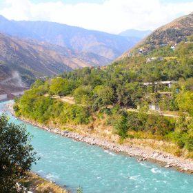 パキスタンのスワート渓谷