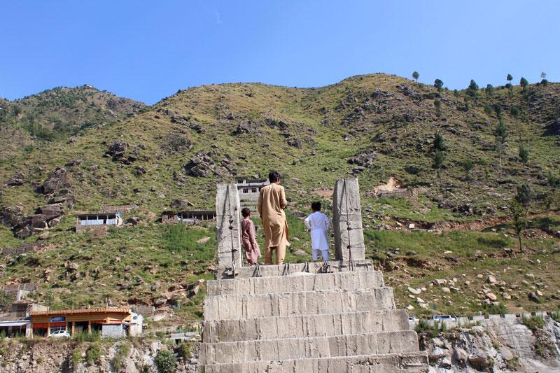 スワート渓谷、パキスタン