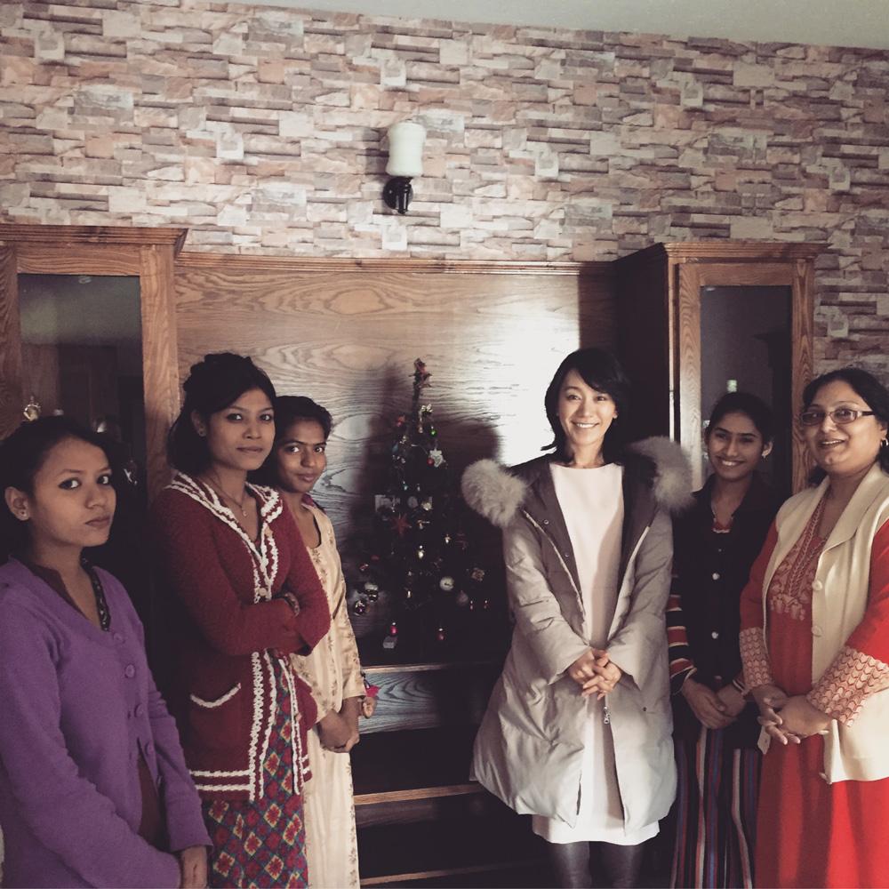 イスラマバードのNGOスラム女性の自立支援