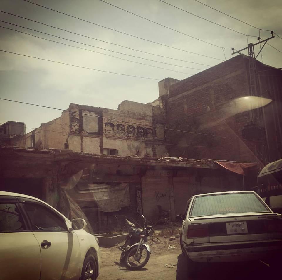 ペシャワール(タリバン幹部のいた場所)@パキスタン