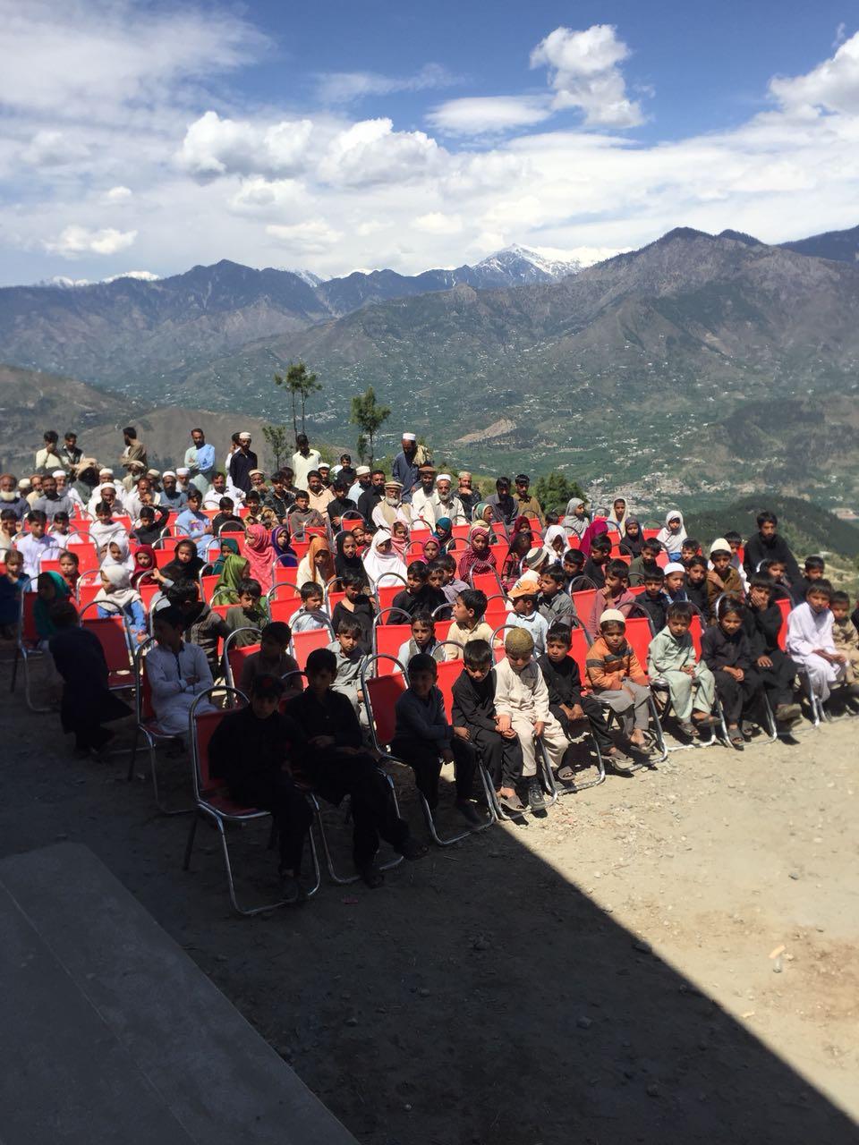 パキスタン・スワート渓谷に学校設立06