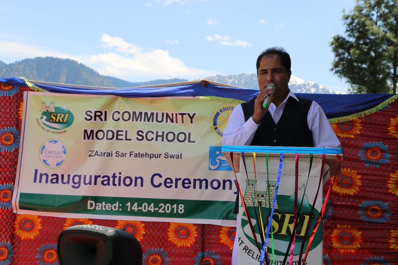 パキスタン・スワート渓谷に学校設立08