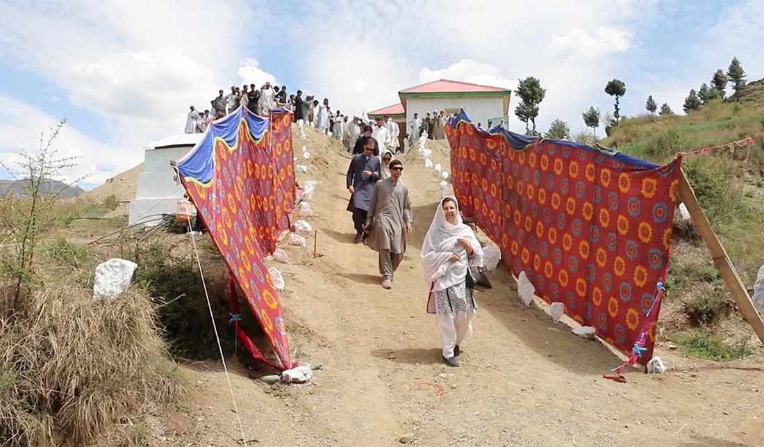 パキスタン・スワート渓谷に学校設立1