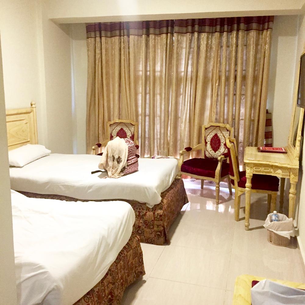 イスラマバードの4つ星ホテル