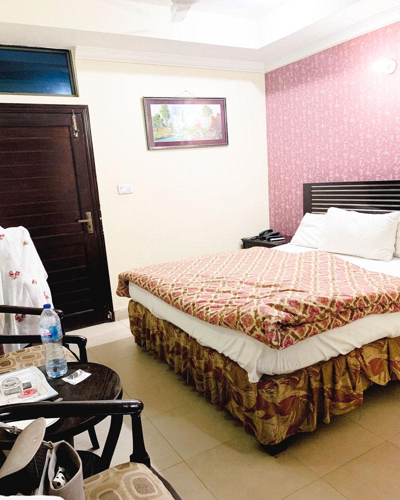 Islamabad Premiere Inn 部屋