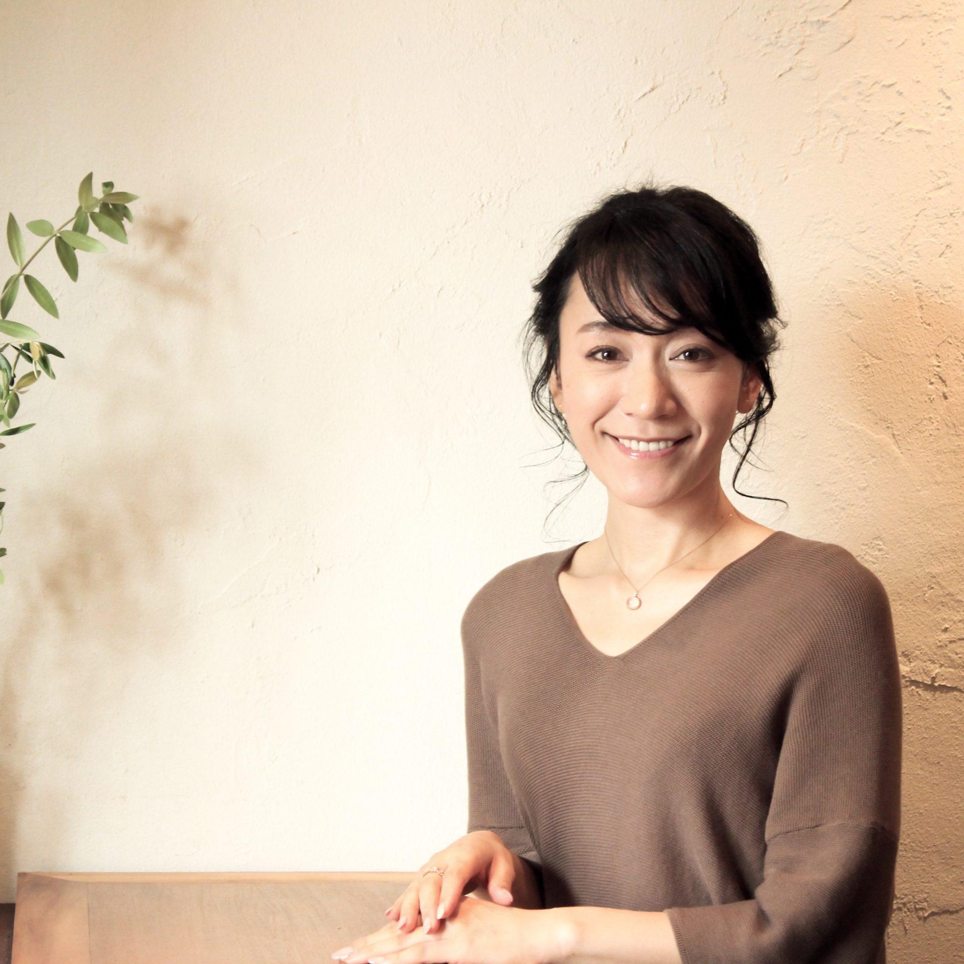 代表取締役 ジュエリーデザイナー 小幡星子 Shoko obata