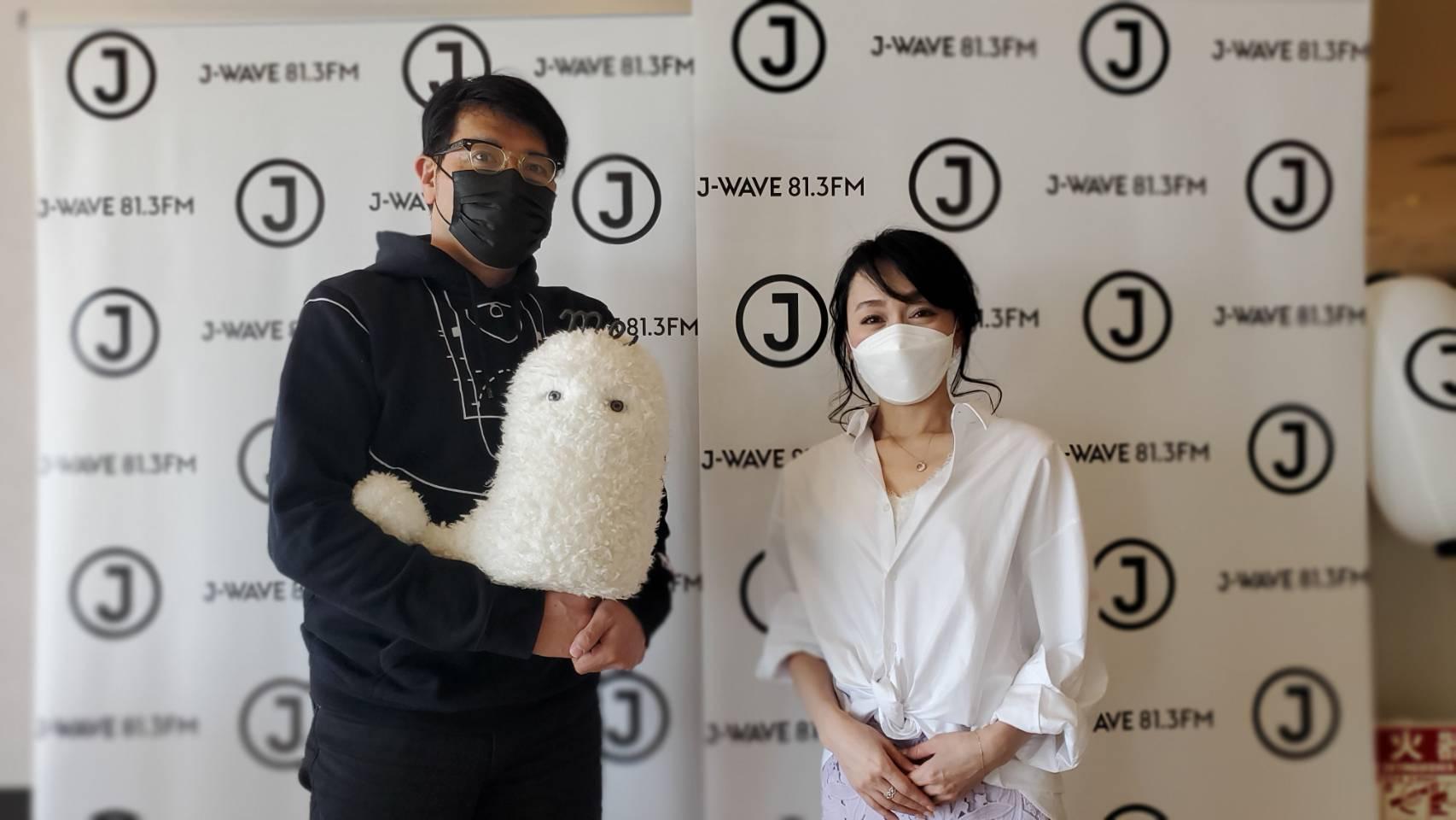 J-WAVE Tokyo Morning Radio 別所哲也さん・小幡星子